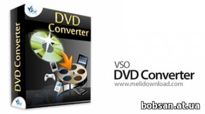 VSO DVD Converter Ultimate screen