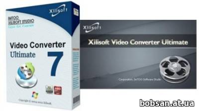 screen Xilisoft Video Converter Ultimate