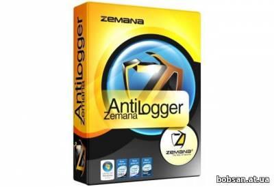 screen Zemana AntiLogger