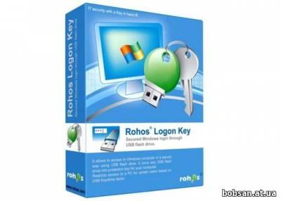 screen Rohos Logon Key