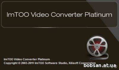 ImTOO Video Converter Platinum screen