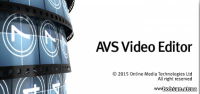 screen AVS Video Editor 7.2