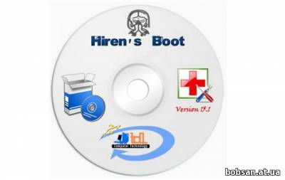 photo Hirens BootCD 15.2