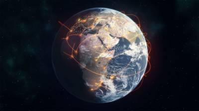 photo Global Network - Orange