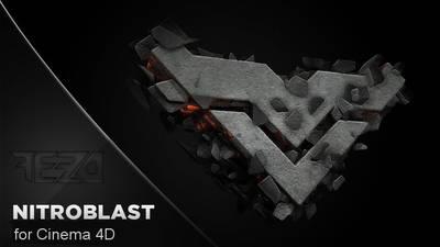 Nitro4D NitroBlast 2 0 2 for Cinema 4D | Плагины