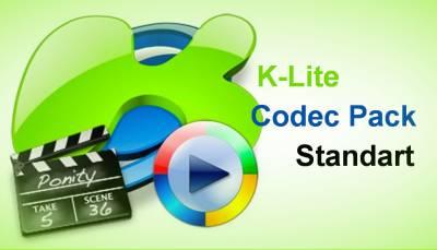 K-Lite Codec Pack Standard 12.1.5